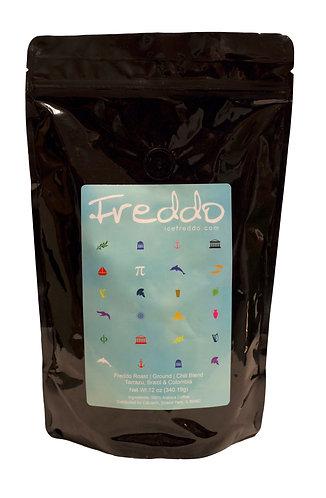 Freddo, Chill Blend Medium Espresso Freddo Roast Coffee 12 oz