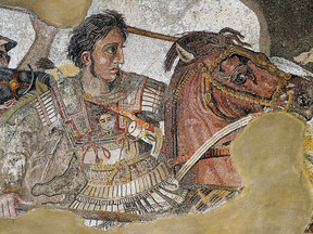 Has the mystery of the Death ofAlexander the Great been solved?