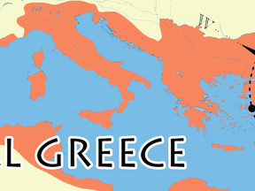 Eternal Greece, Buyukada Island, Before Turkey Existed