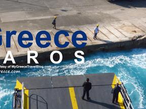 Somewhere in Greece... Paros
