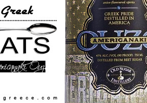 This Famous Greek Spirit is Now Also Made in America (Americanaki Ouzo)