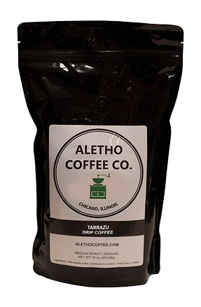 Aletho Coffee Drip - Green - Tarrazu Med