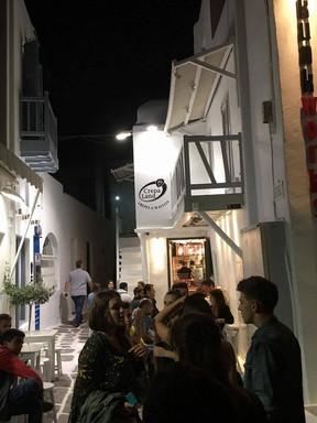 Cephalonia's Crepaland Now in Mykonos