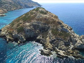 Advanced Technology Found on Keros Island, Aegean.
