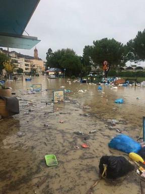Photos from Zakynthos' Disastrous Floods