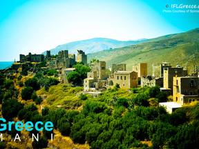 Somewhere in Greece... Mani