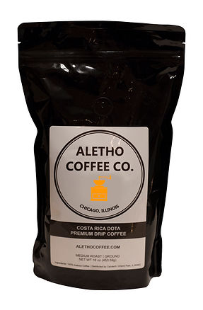 Aletho Coffee Drip - Orange - Costa Rica