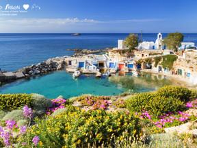 Somewhere in Greece... Milos