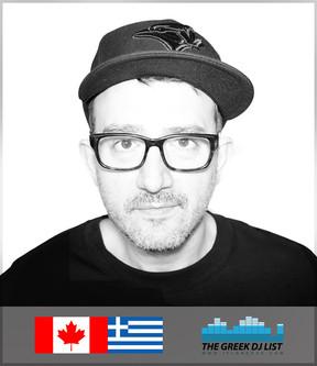 The Greek DJ List, Featuring DJ Hatiras from Toronto