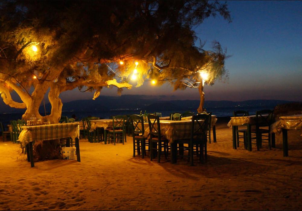 Paradiso Tavern, Naxos Island, Greece