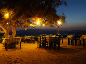Off to Naxos for Lunch or Dinner