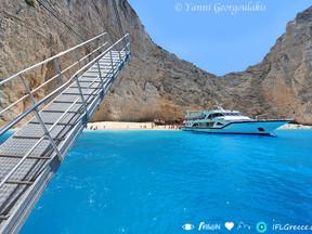 Somewhere in Greece... Zakynthos