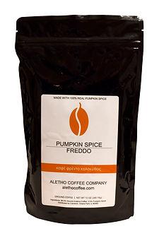 Aletho Coffee Espresso - Pumpkin Spice E