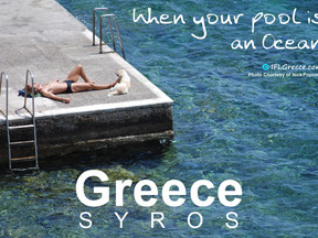 Somewhere in Greece... Syros