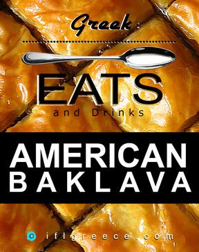 American Baklava