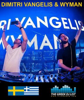 DJ's Dimitri Vangelis & Wyman