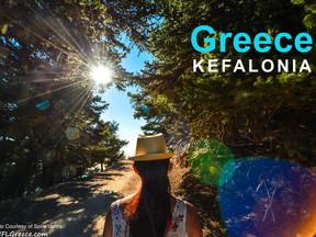 Somewhere in Greece... Kefalonia
