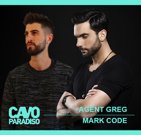 Home Grown. Agent Greg & Mark Code @ Cavo Paradiso