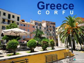 Somewhere in Greece... Corfu