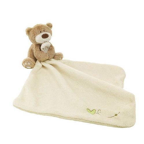 Bell Bear с одеяльцем