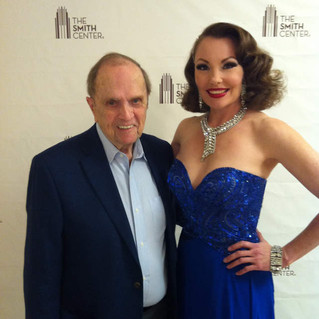 Laura Shaffer & Bob Newhart