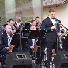 Outdoor Jazz Concert Hungary