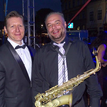 Mark Blake and Gabor Kollmann