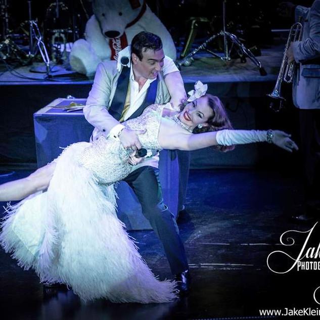 Laura Shaffer & Art Vargas