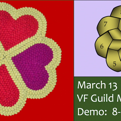 March 2021 Guild Meeting