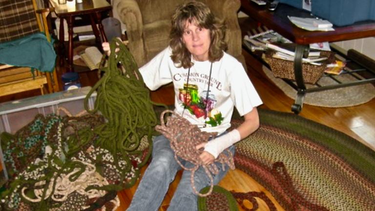 Braided Rug Repair with Pam Rowan