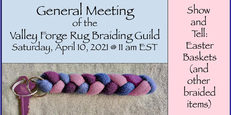 April Guild Meeting