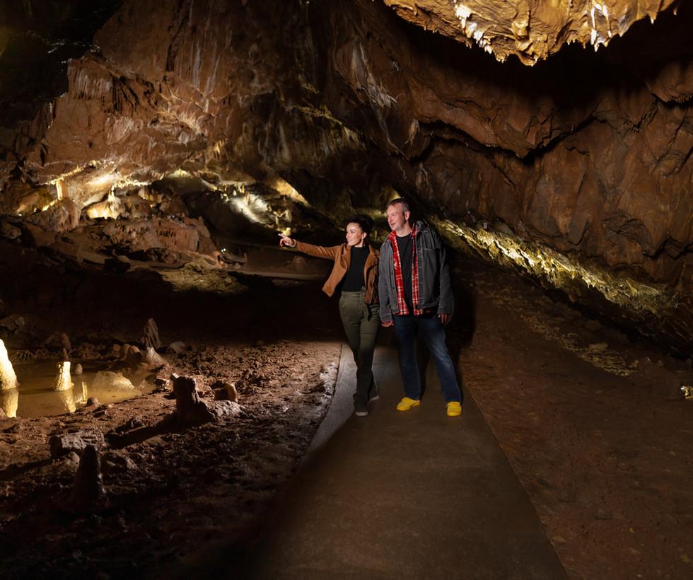 Sloupsko-šošůvské jeskyně - Moravský kras