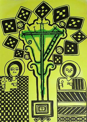 Ethiopian Medicine Chiapas Cross