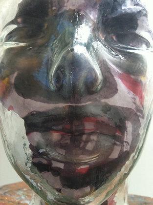 Glass Head V