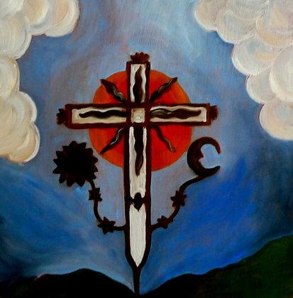 Retablo Cross