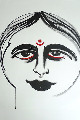 Indian Woman II