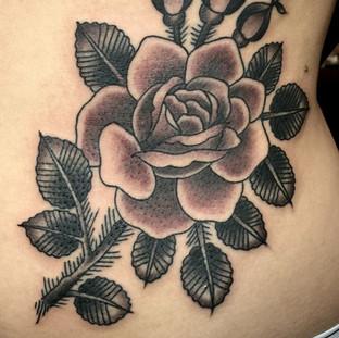 Rose Rib piece