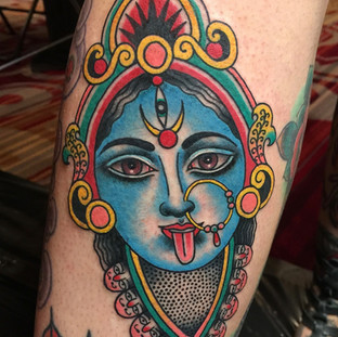 Goddess Tattoo
