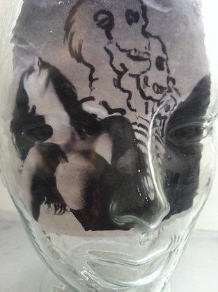 Glass Head XI