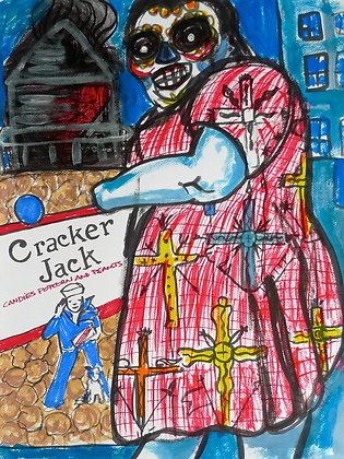 Aunt Mimi & Cracker Jacks - NOT FOR SALE