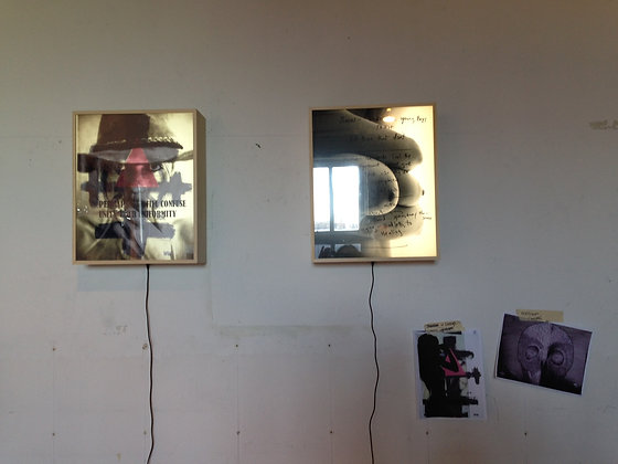 Displayed Lightboxes