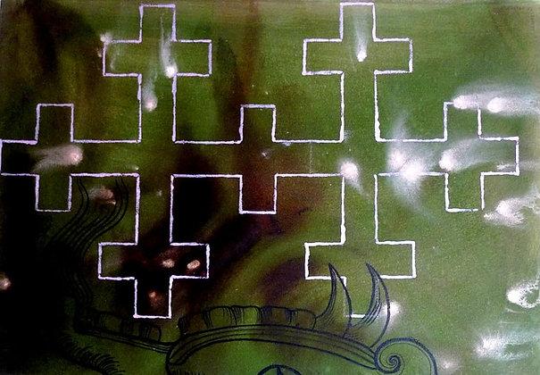 Cross & Quetzacoatal
