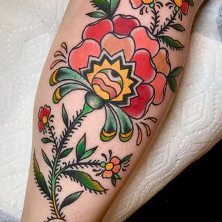 Virginia Elwood Tattoo