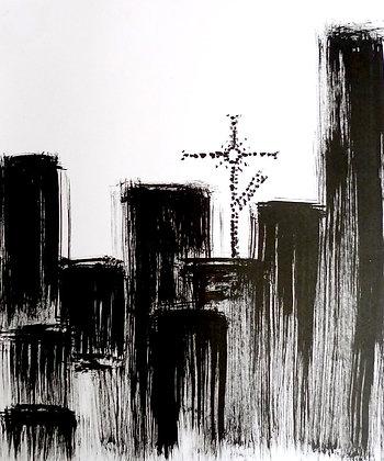 Cross on Blocks II