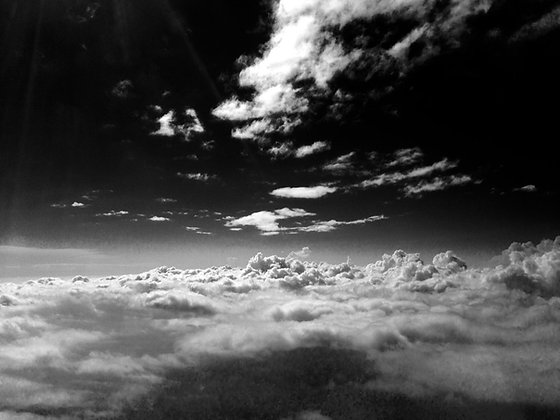 Airplane Window I