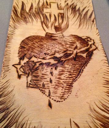 Sacred Heart - SOLD