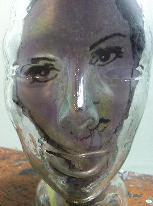 Glass Head VII
