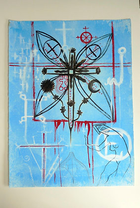 Cross & Symbols