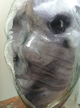 Glass Head III