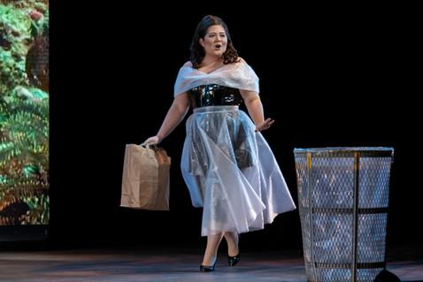 Emily as Jessie in Mahagonny at Florentine Opera